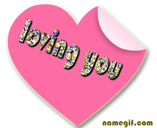 Write Your Lover Name On I Love You Animated Gif Namegifcom
