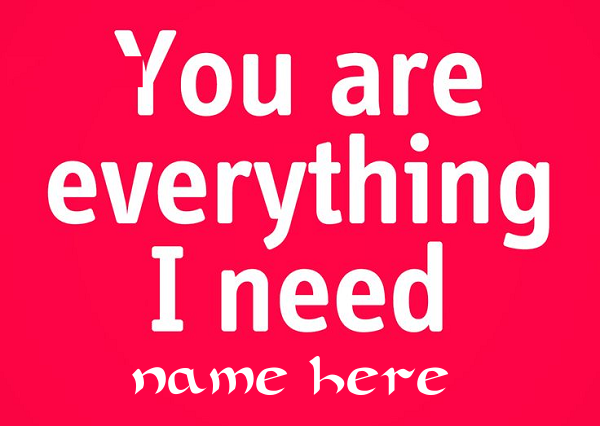 youareeverything