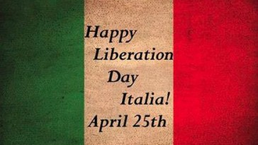 Happy Italian Liberation Day