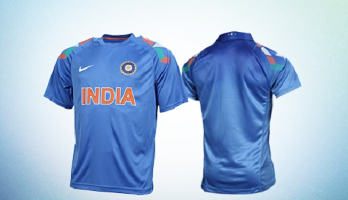 Photo of Write your name on India cricket jersey and your favorite number