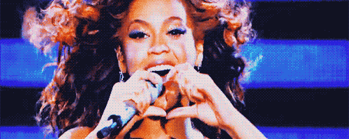 Photo of say i love you with beyonce