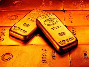 write your name on gold bars