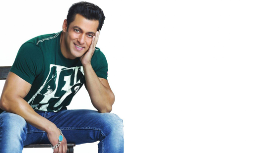 Photo of write your name on salman khan photo