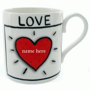 Photo of add text to mug of love gif images