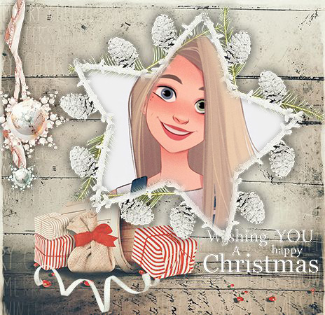 merry christmas picture frame for facebook - merry christmas picture frame for facebook
