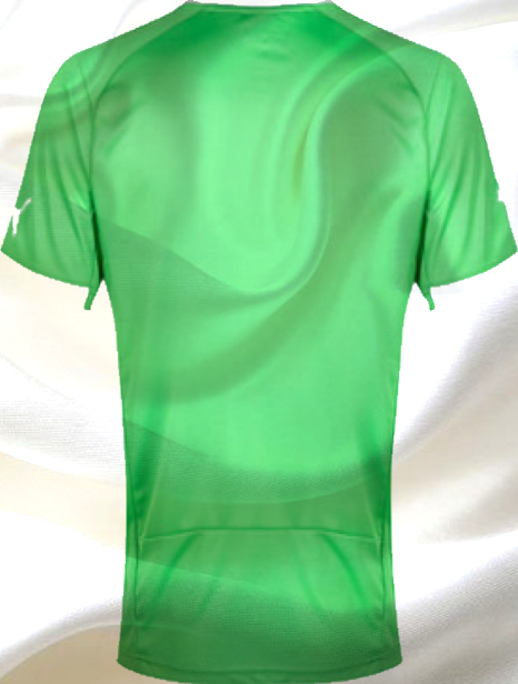 Photo of write your name and Your favorite number on gif Algeria shirt