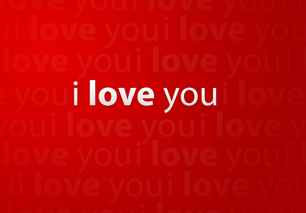 Photo of Write any name on I Love You
