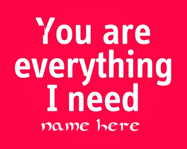 Photo of Write name on everything i need quote