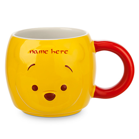 Photo of write your name on your dog mug