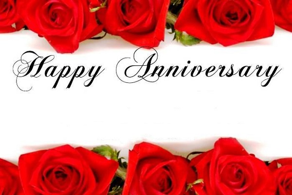 Photo of Happy anniversary wishes with name