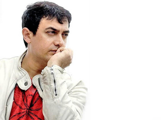 Photo of write your name on Aamir Khan photo