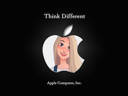 Apple Misc Photo Frame - Apple Misc Photo Frame