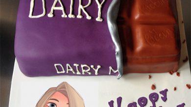 Photo of Photo Frame Happy Birthday Cadbury Chocolate Cake