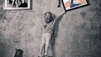 Photo of cute kid misc photo frame