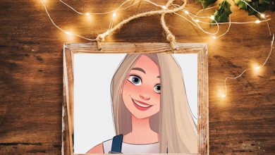 Photo of merry christmas photo frame online