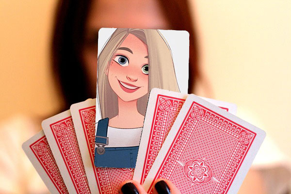 playing cards misc photo frame - playing cards misc photo frame