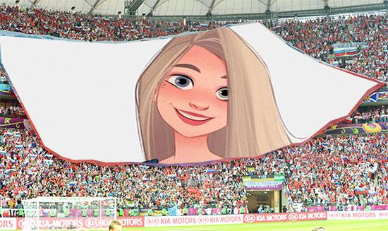 the stadium misc photo frame - the stadium misc photo frame