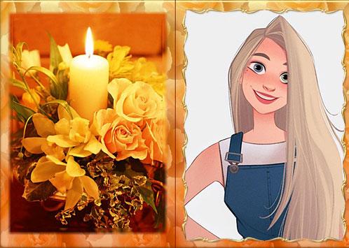 love multi photo frame romantic frame - love multi photo frame romantic frame