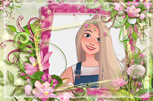love photo frame romantic frame - love photo frame romantic frame